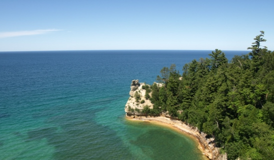 Miners Castle, Pictured Rocks National Lakeshore