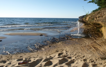 Miners Beach, Pictured Rocks National Lakeshore