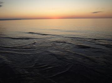 Sunset on Superior
