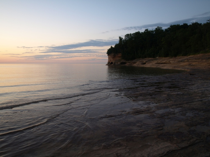 Mosquito Beach, Pictured Rocks National Lakeshore
