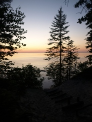 Tranquility in the Upper Peninsula