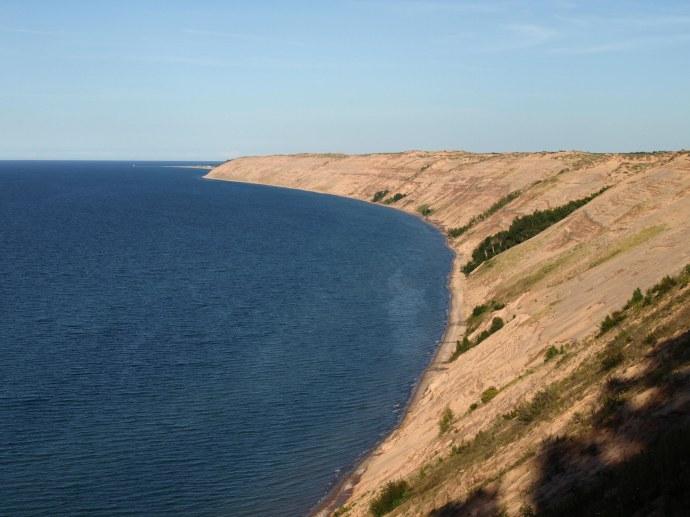 Grand Sable Dunes, Pictured Rocks National Lakeshore near Grand Marais, MI