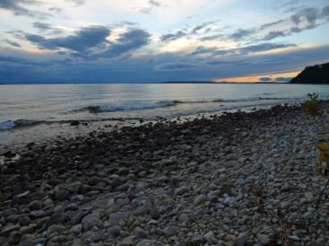Mackinac Island Sunset