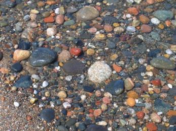 Point Iroquois Stones