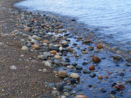 Point Iroquois Beach