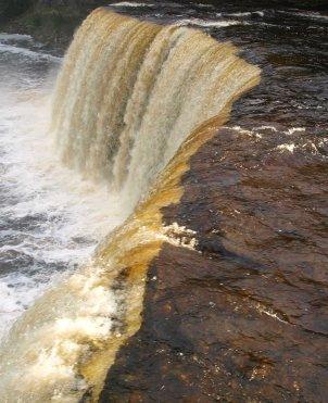 Upper Tahquamenon Falls, September
