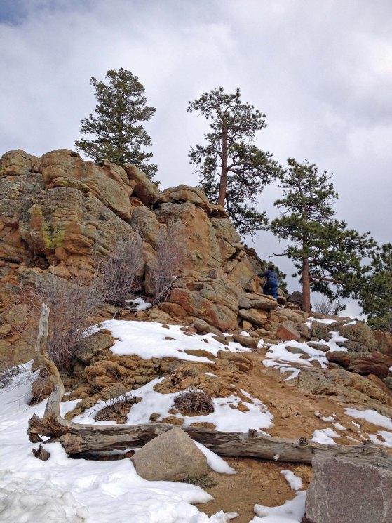 ClimbingUp