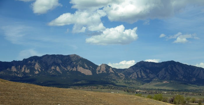 Rocky Mountain Foothills, near Denver
