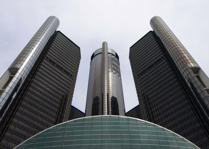 Renaissance Center, Detroit, MI