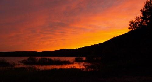 Camp Lake Louise, Boyne Falls, MI