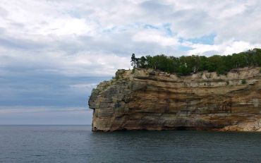 Indian Head, Pictured Rocks National Lakeshore