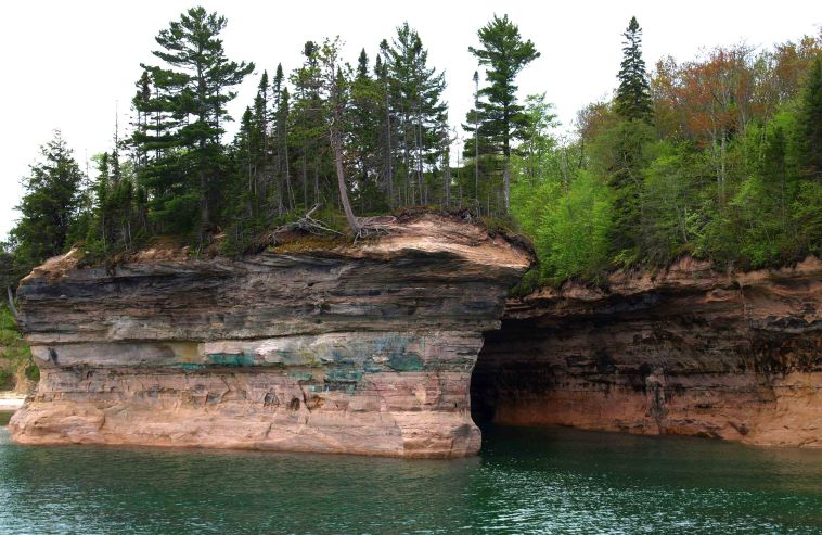Chapel Cove, Pictured Rocks National Lakeshore