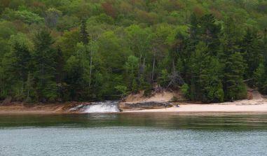 Chapel Falls, Pictured Rocks National Lakeshore