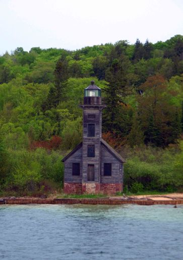 East Channel Lighthouse, Grand Island
