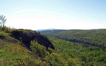 View from Brockway Mountain Drive, Keweenaw Peninsula, Michigan