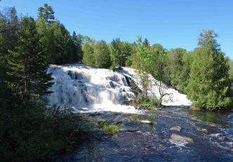 Bond Falls, Upper Peninsula