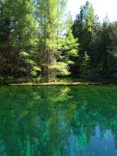 Kitch-iti-kipi, Upper Peninsula